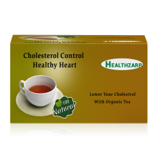 Organic Cholesterol Control Tea