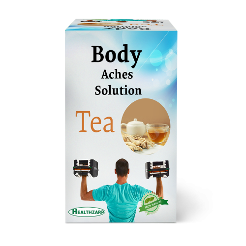 Organic Body Aches Solution Tea