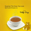 Teddy Day Special Tea
