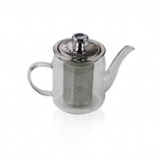 Classic Glass Tea Cup