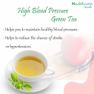 High Blood Pressure Green Tea