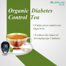 Organic Tea For Diabetes Control
