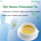 Men Immune Enhancement Tea - Radix pseudostellariae (Ginseng)