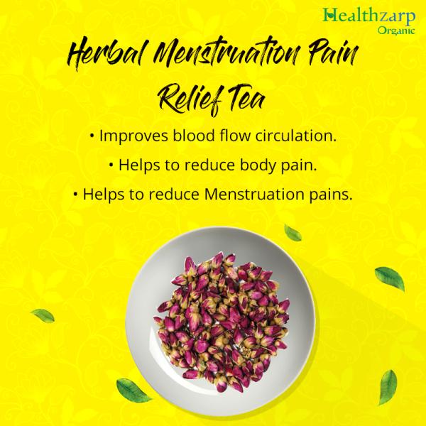 Herbal Mensuration Tea Pain Relief Body Pain Tea Healthzarp Online Shop