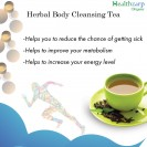 Herbal Body Cleansing Tea